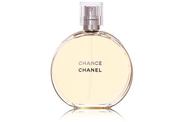 Chanel Chance - damskie perfumy ananasowe