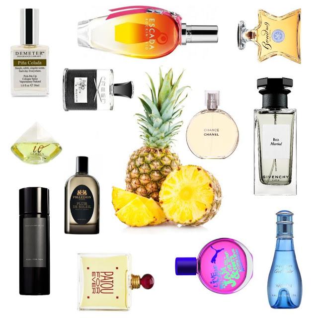 Perfumy ananasowe