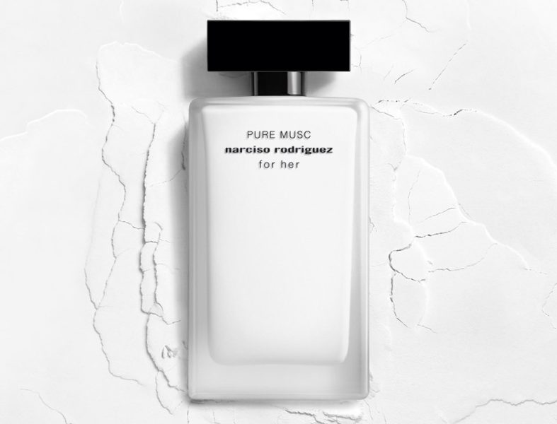 Perfumy marki Narciso Rodriguez for Her Pure Musc - nowość 2019