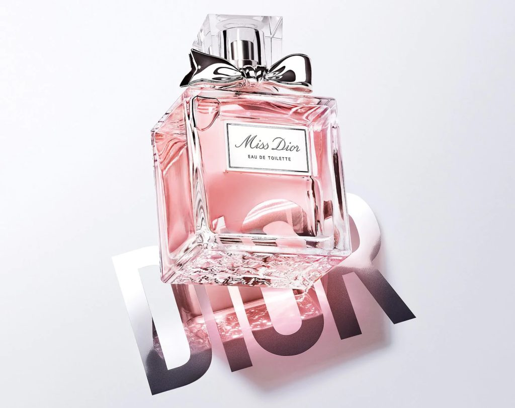 Miss Dior EdT 100 mL