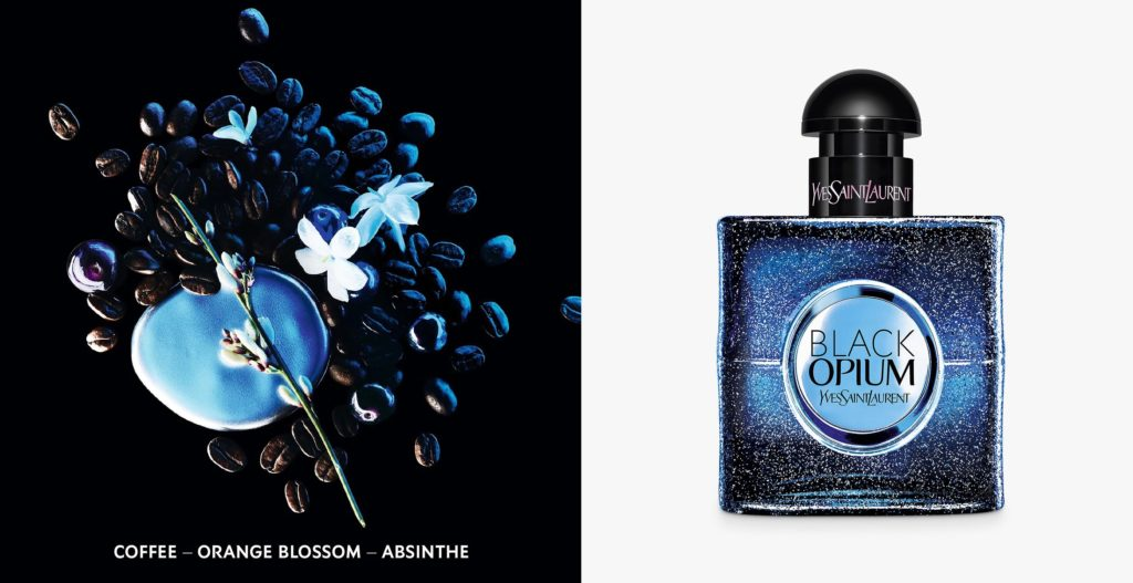Black Opium Intense oficjalne zdjęcia