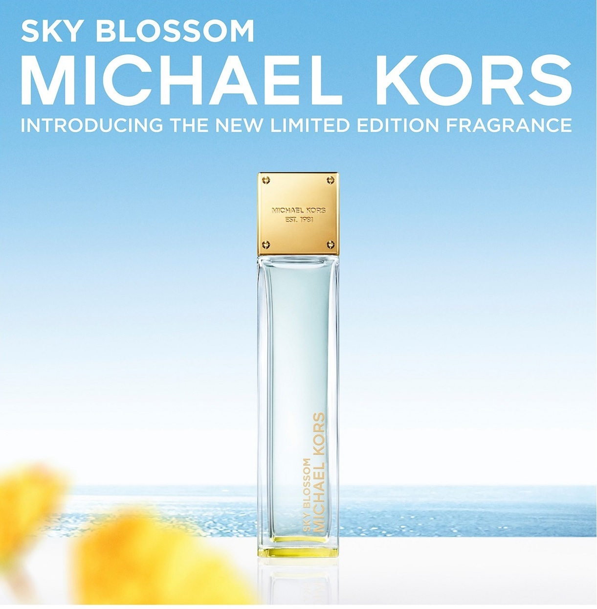 Michael Kors Sky Blossom