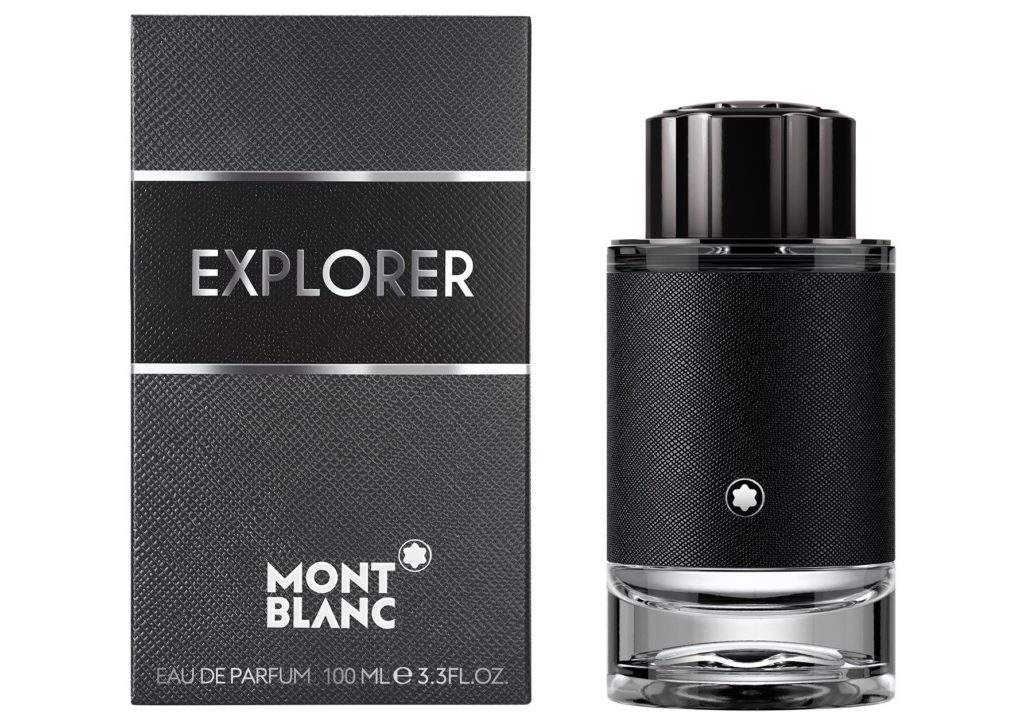 Mont Blanc Explorer 100 mL