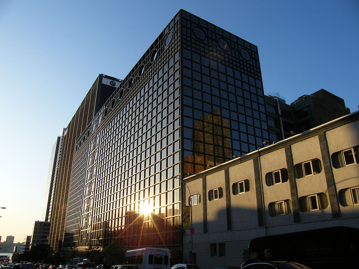Siedziba IFF w Nowym Jorku