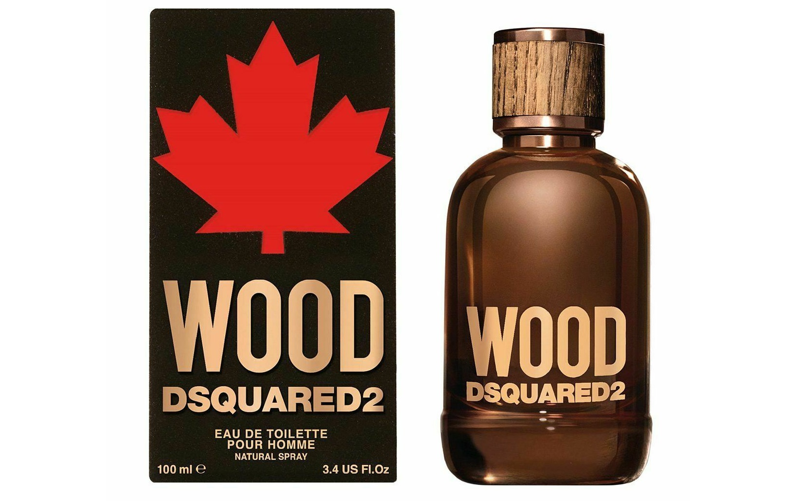 DSquared 2 Wood for Him 100 mL