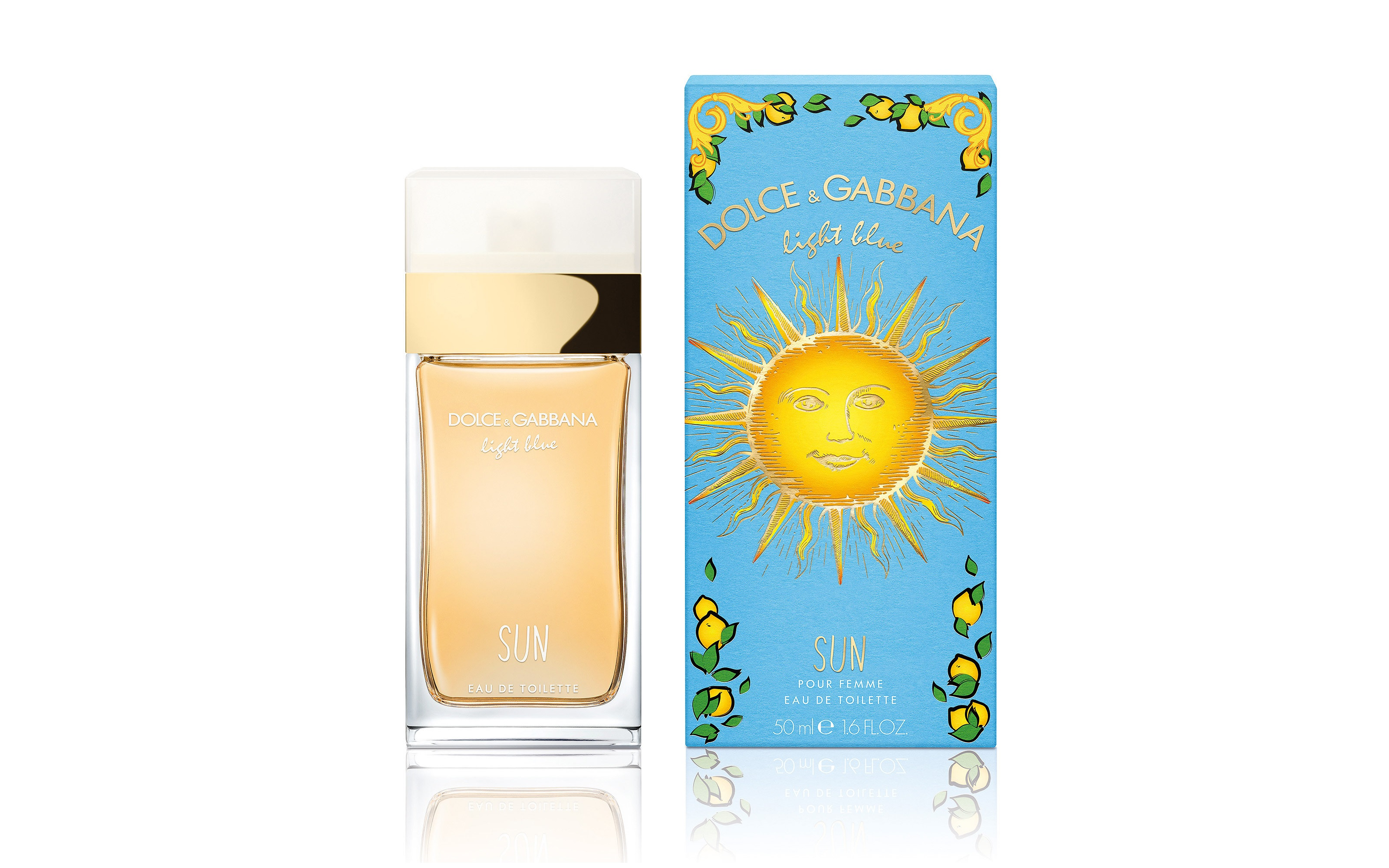 Dolce & Gabbana Light Blue Sun 50 mL