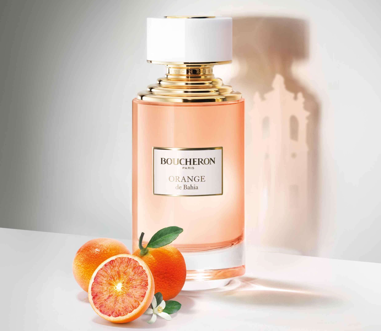 Boucheron Orange de Bahia