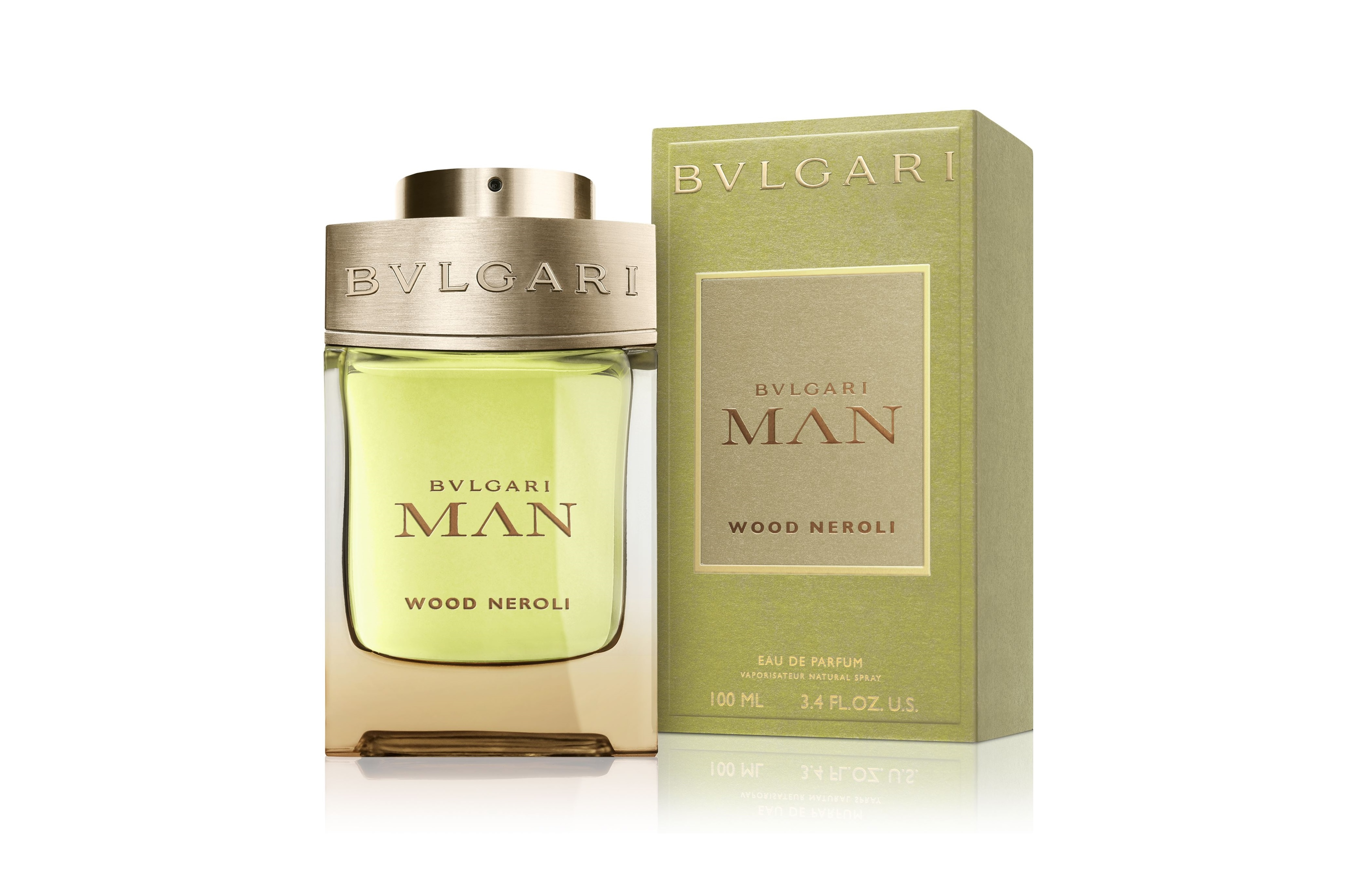 Bvlgari Man Wood Neroli 100 mL