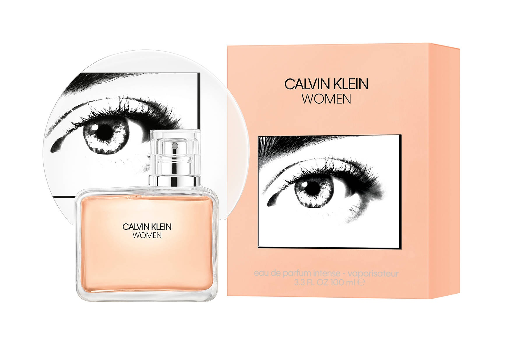 Calvin Klein Women Intense 100 mL