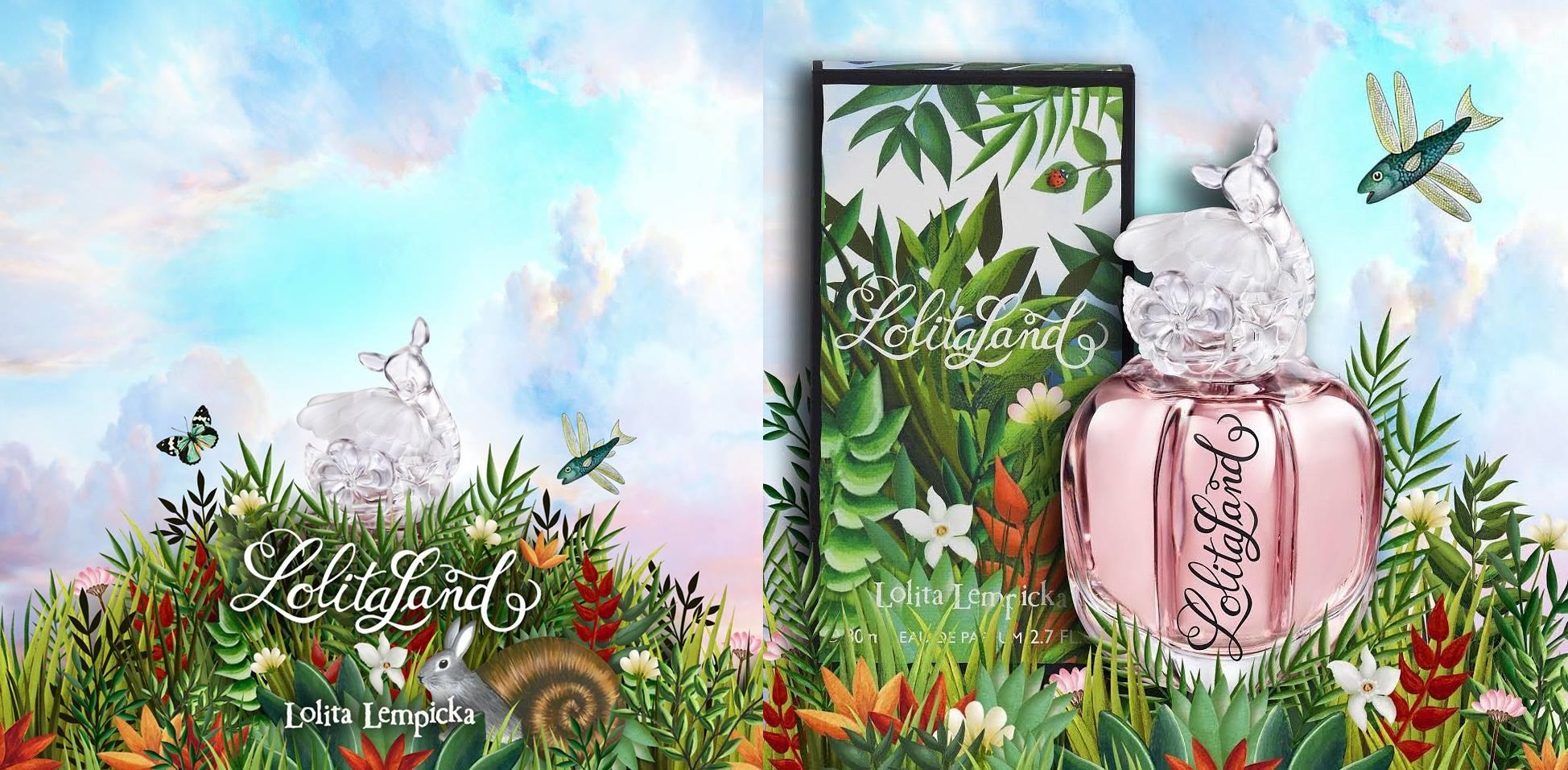 Lolita Lempicka Lolitaland perfumy