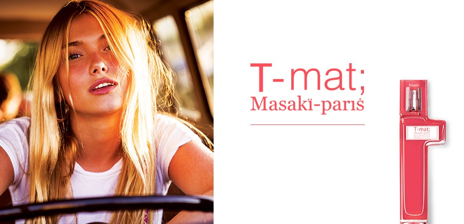 Masaki Matsushima T-mat;