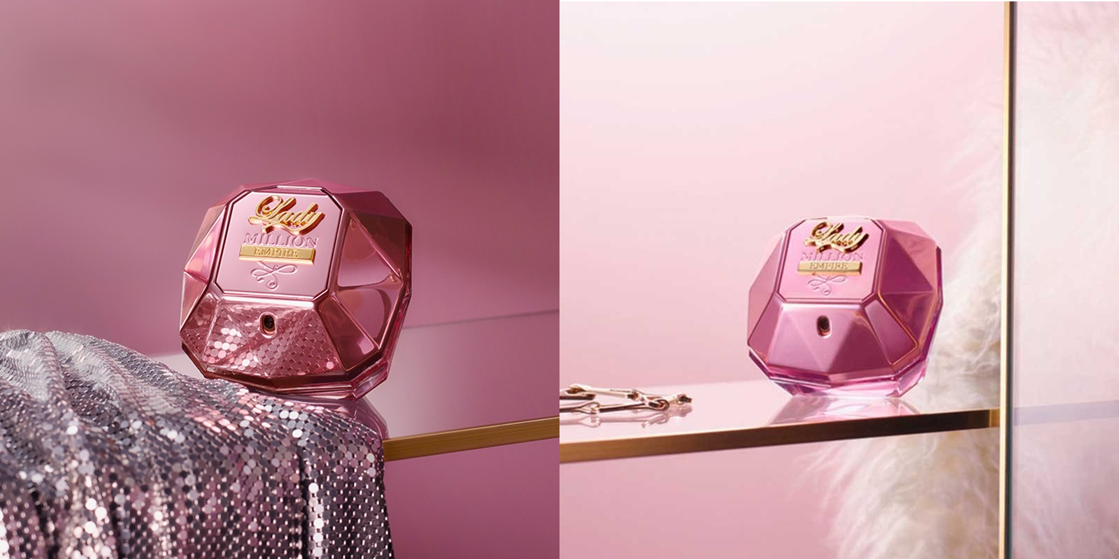 Opinie o perfumach Paco Rabanne Lady Million Empire