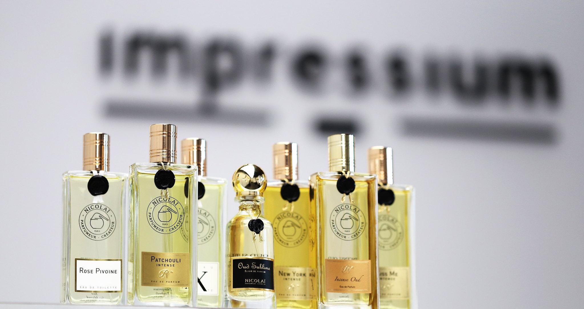 Perfumy Nicolai