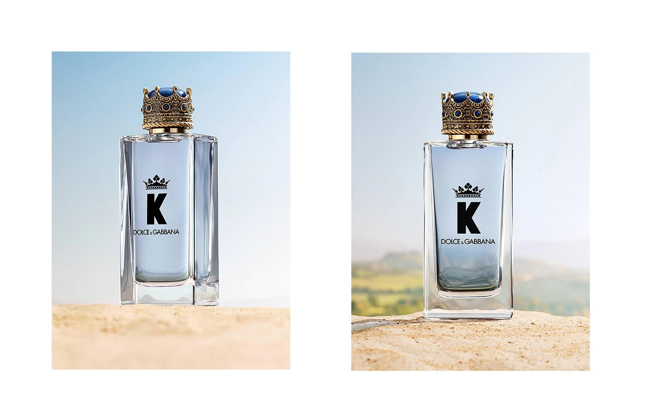 perfumy męskie K Dolce Gabbana