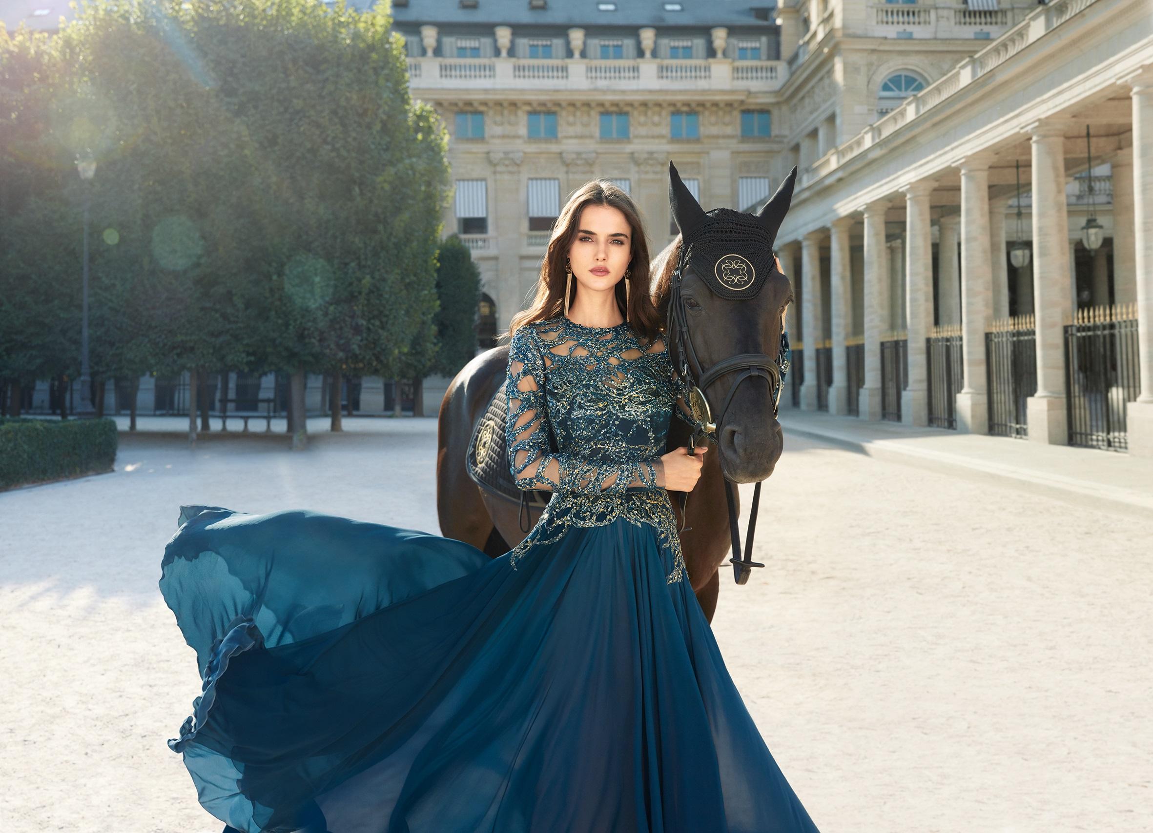 Elie Saab Le Parfum Royal kampania