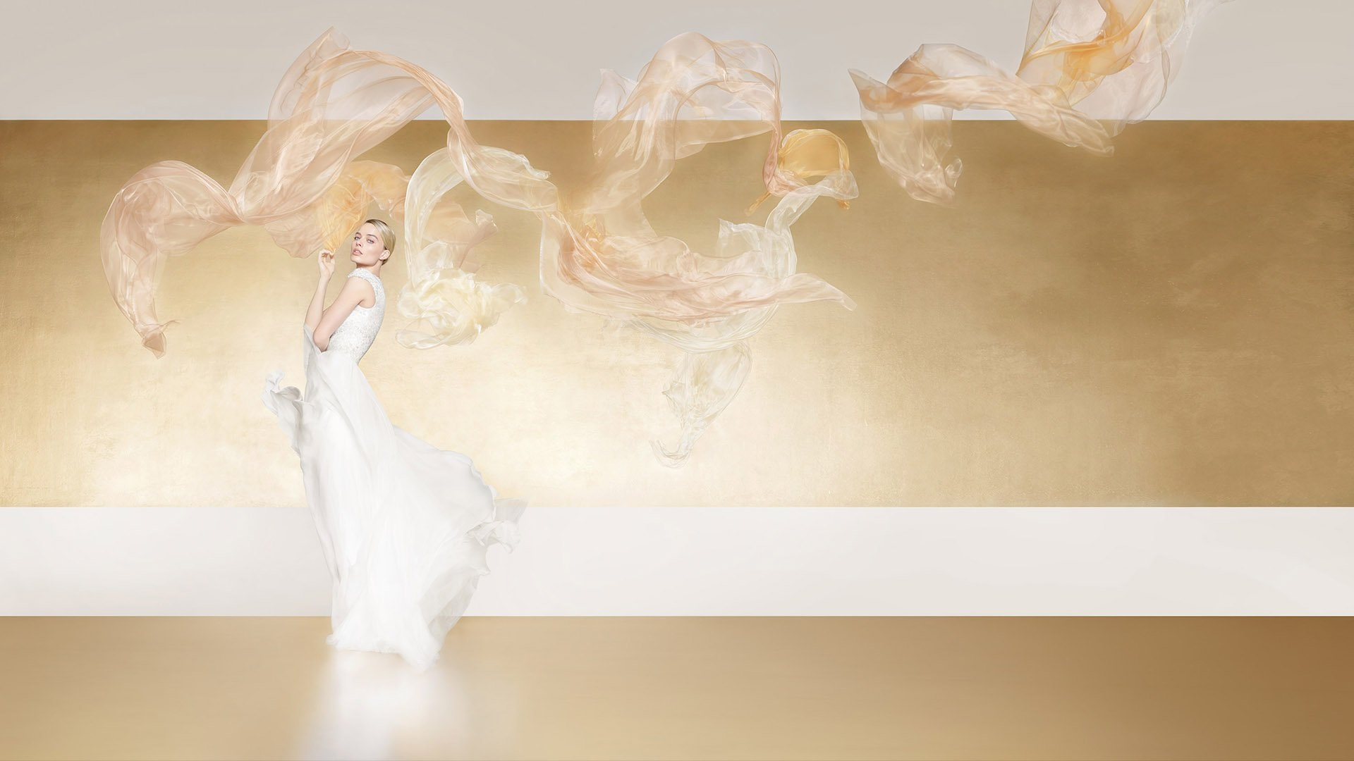 Margot Robbie w kampanii Chanel Gabrielle Essence