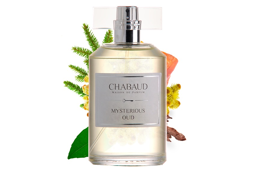 Chabaud Mysterious Oud Perfumy niszowe Nez de Luxe
