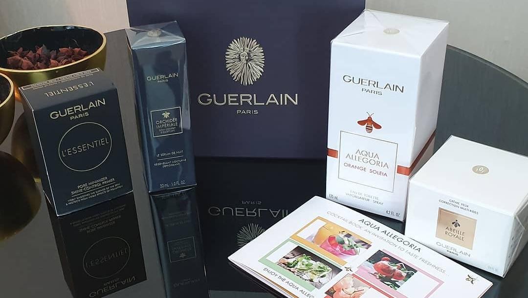 Guerlain Aqua Allegoria Granada Salvia i Orange Soleia