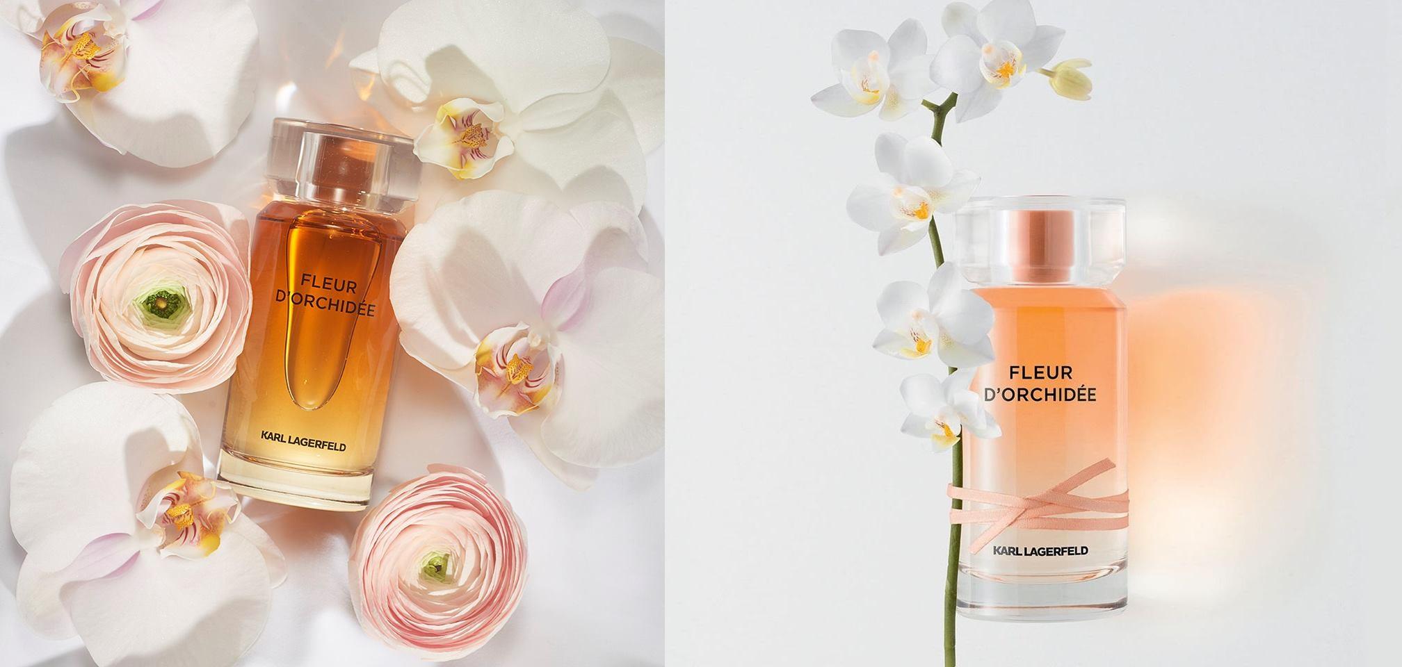 Karl Lagerfeld Fleur d Orchidee opinie