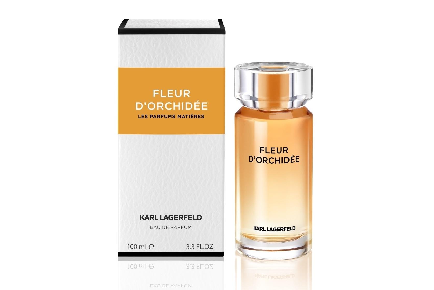 Karl Lagerfeld Fleur d Orchidee