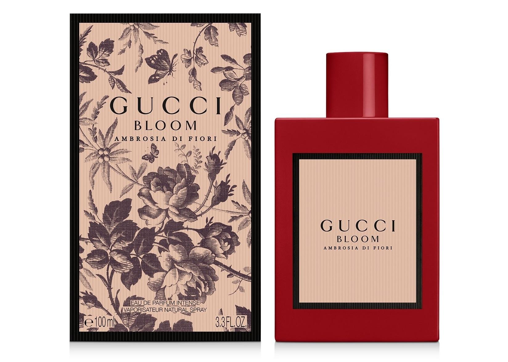 Gucci Bloom Ambrosia di Fiori 100 mL