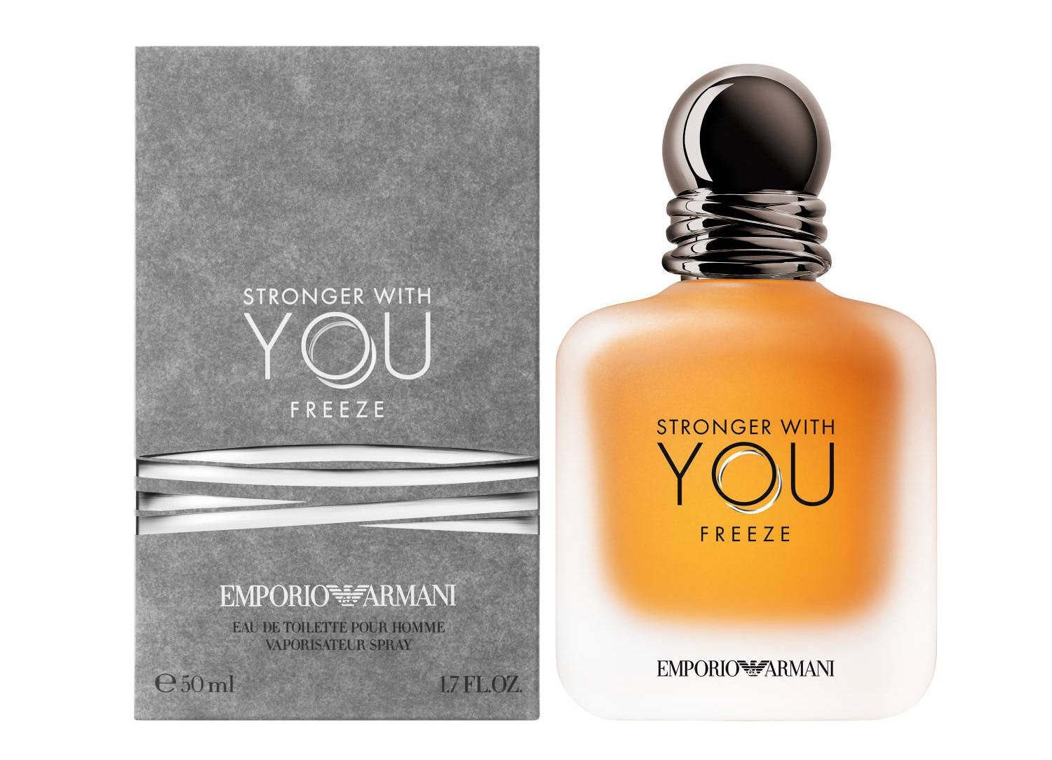 Armani Stronger With You Freeze 50 mL
