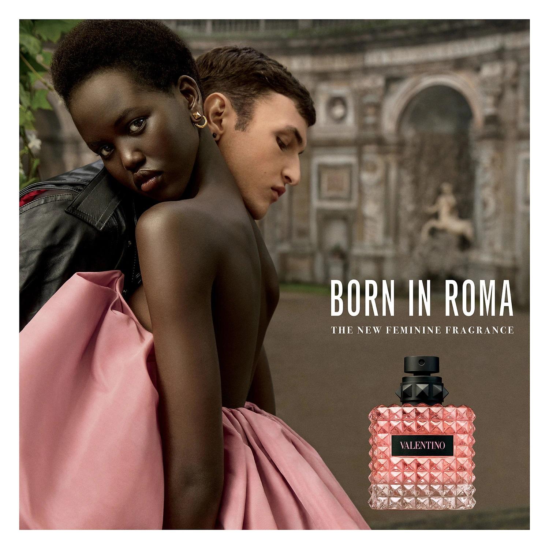 Born in Roma