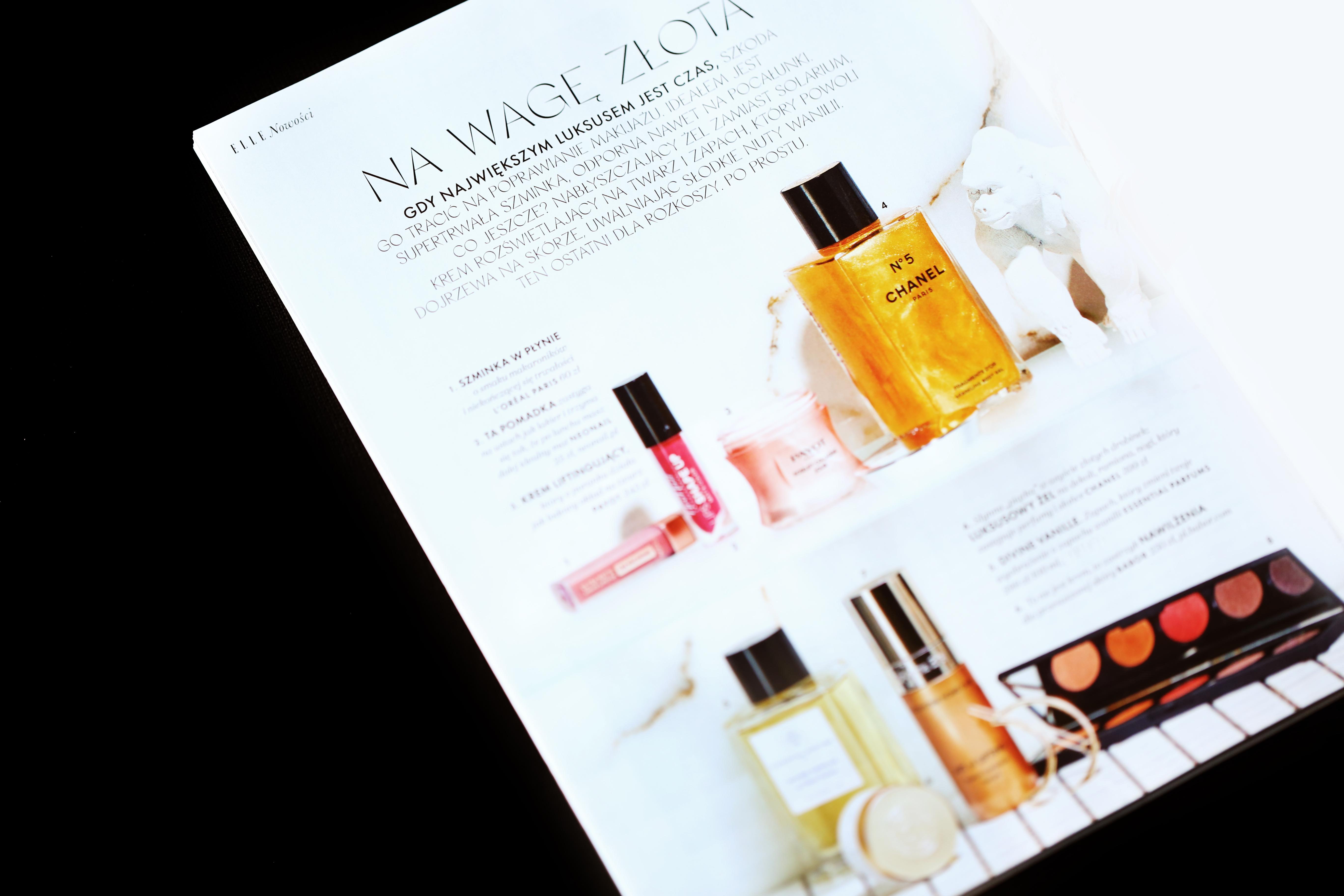 Essential Parfums w ELLE