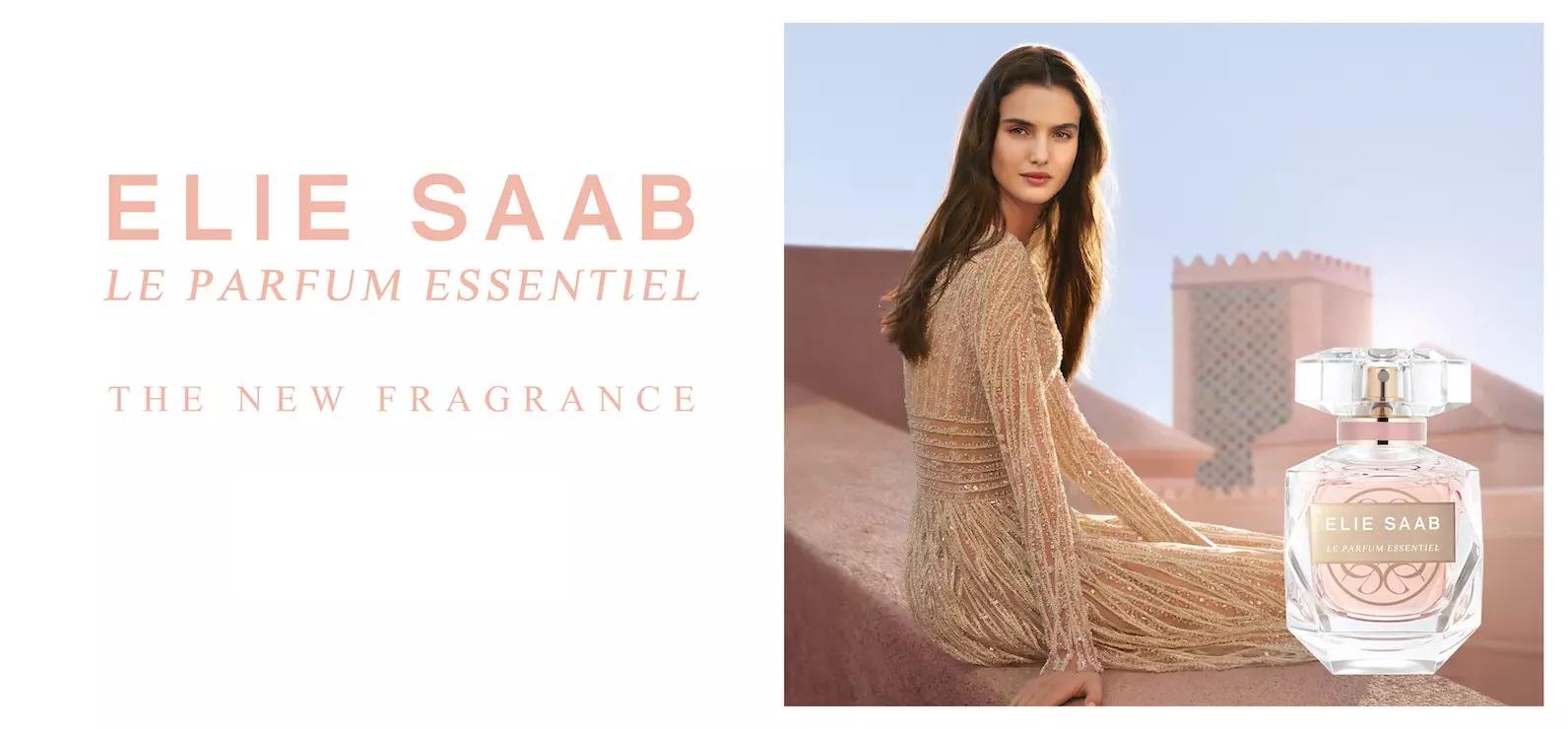 Kampania perfum Le Parfum Essentiel