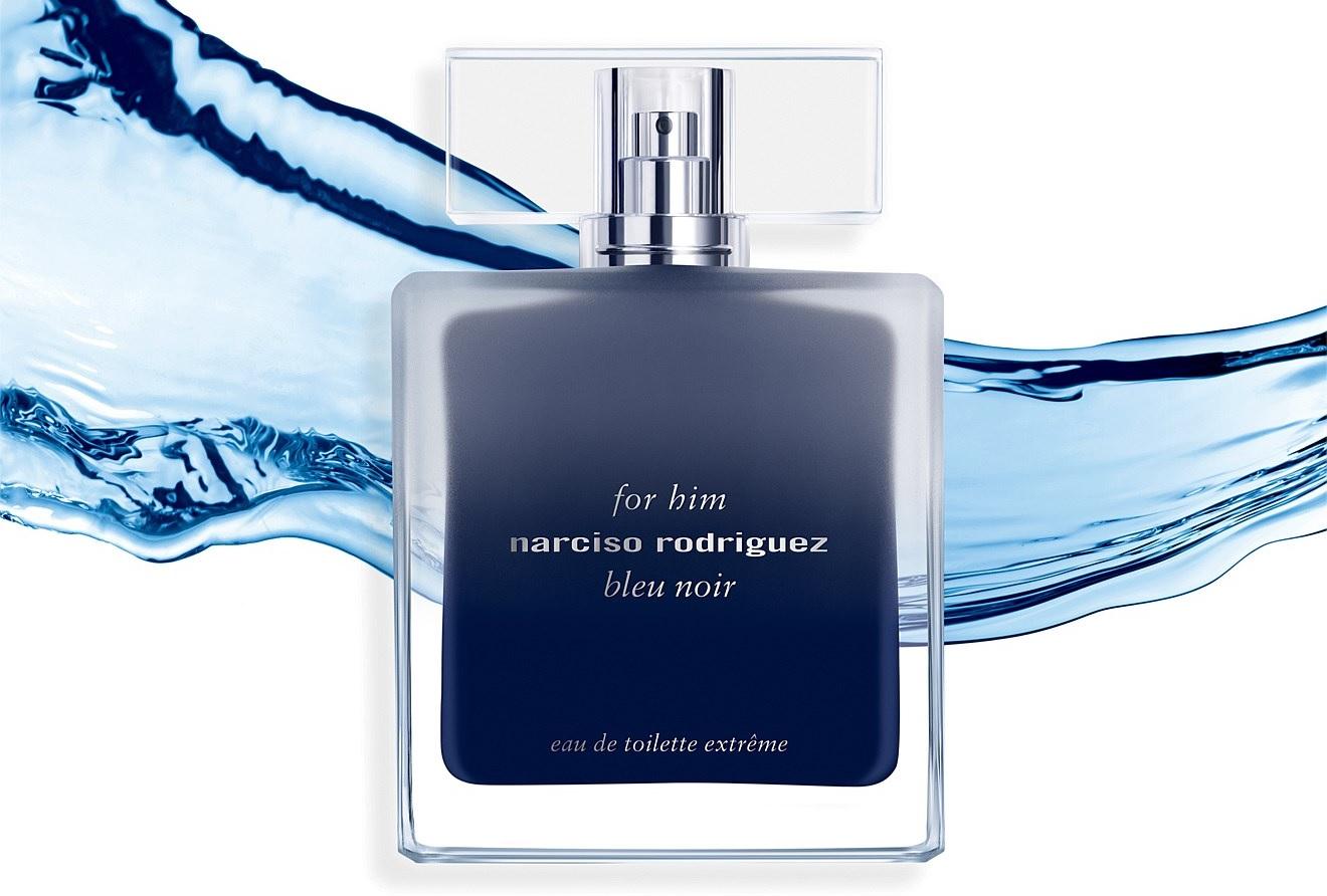 Narciso Rodriguez for Him Bleu Noir EdT Extreme