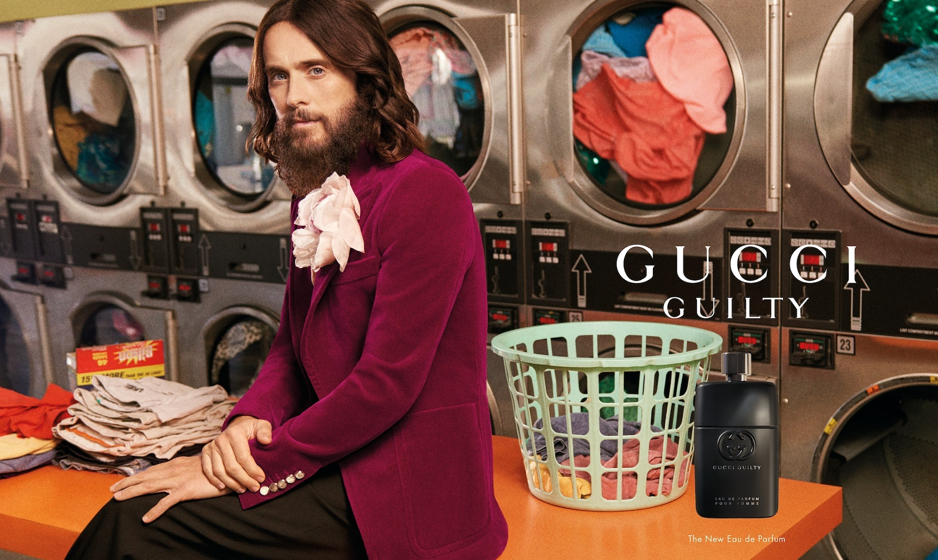 gucci guilty pour homme jared leto
