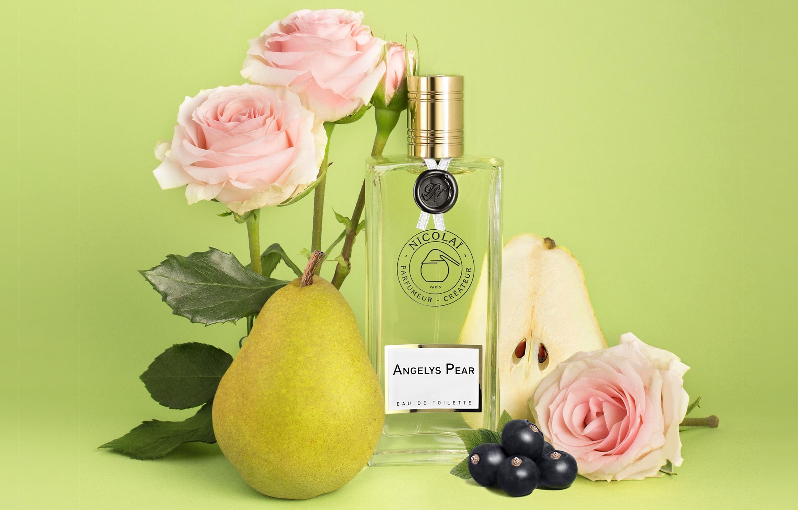 Nicolai Angelys Pear - perfumy gruszkowe