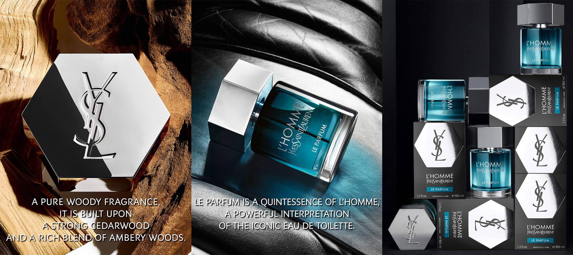 YSL L'Homme Le Parfum