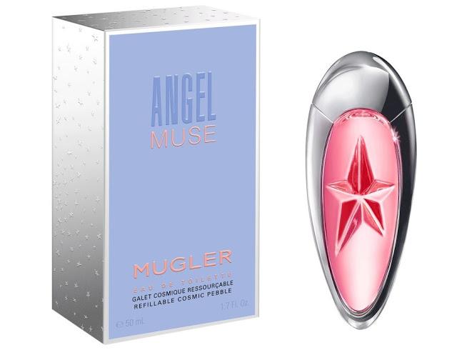 Mugler Angel Muse Eau de Toilette 50 mL