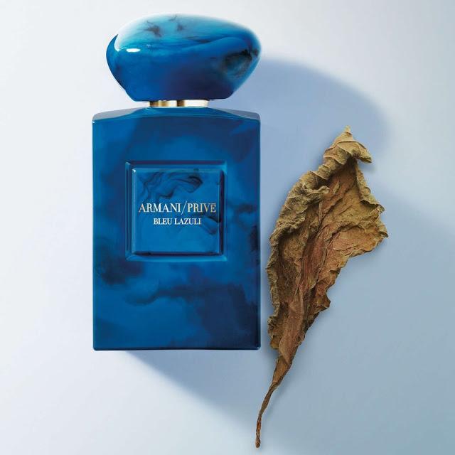 Armani Prive Bleu Lazuli - oficjalna fotografia