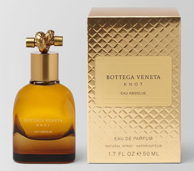 Oficjalna fotografia perfum Bottega Veneta Knot Eau Absolue