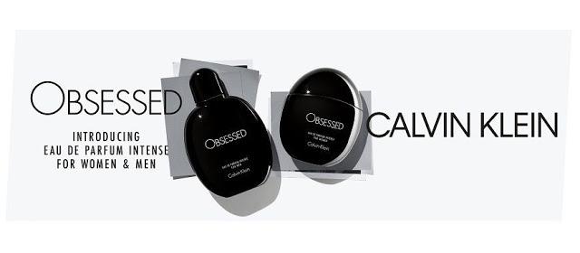 Reklama perfum Calvin Klein Obsessed Intense for Men