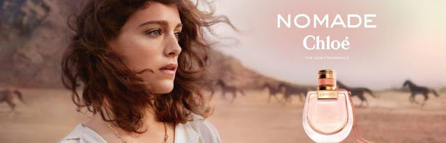 Reklama perfum Chloe Nomade