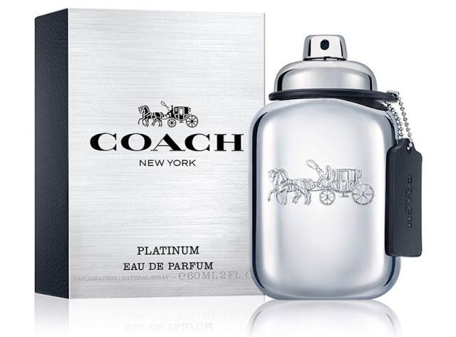 Coach Platinum 60 mL