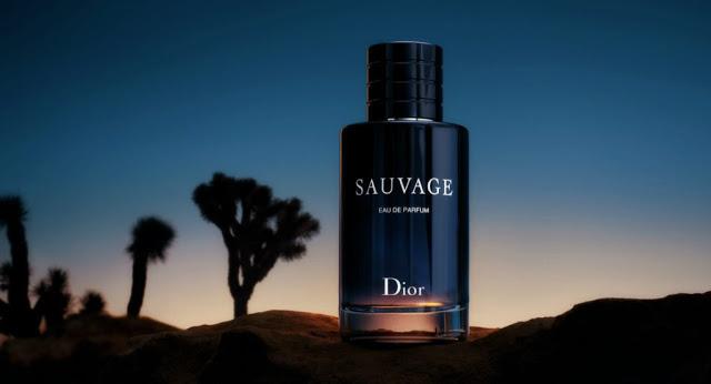 Oficjalna fotografia Dior Sauvage Eau de Parfum