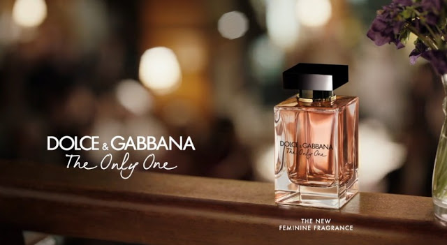 Dolce&Gabbana The Only One - oficjalne zdjęcie
