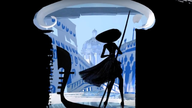 Kadr z klipu promocyjnego Guerlain LPRN Intense