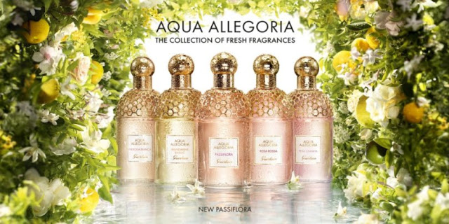 Guerlain Aqua Allegoria z nową Passiflorą na czele...