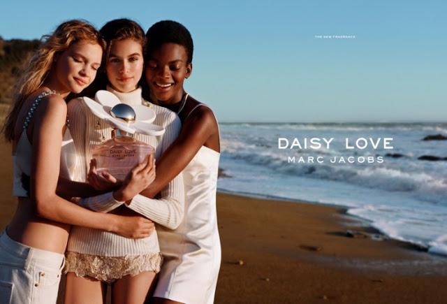 Marc Jacobs Daisy Love - zdjęcie oficjalne z kampanii zapachu