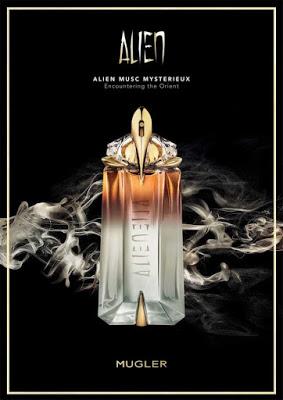 Oficjalna reklama Alien Musc Mysterieux