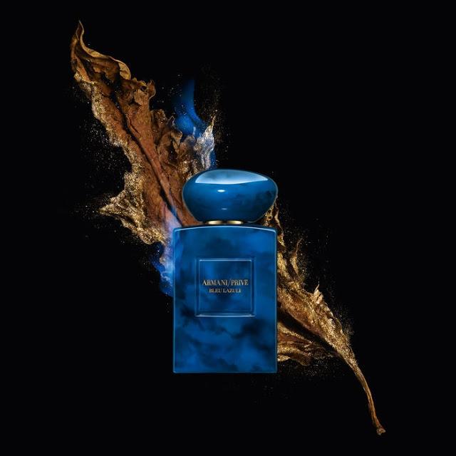 Oficjalne zdjęcie Armani Prive Bleu Lazuli