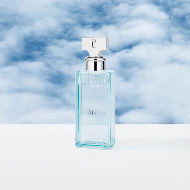 Calvin Klein Eternity Air for Women - oficjalna fotografia