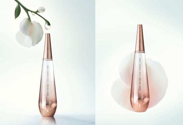 Oficjalne fotografie L'Eau d'Issey Pure Nectar de Parfum