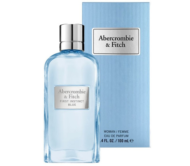 Abercrombie&Fitch First Instinct Blue for Her 100 mL
