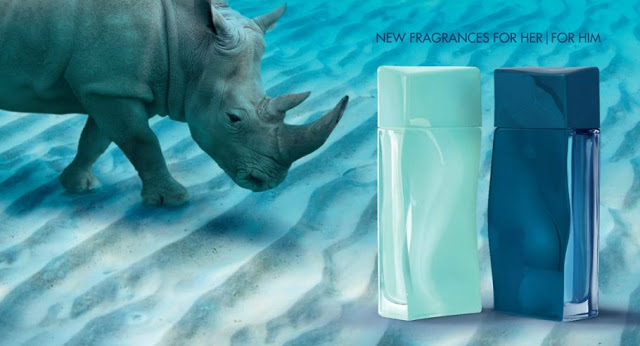 Reklama perfum Aqua Kenzo Pour Femme